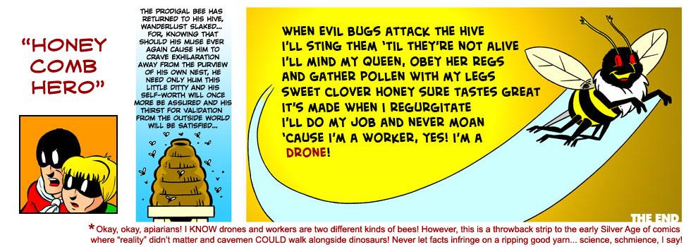 Bee Vigilant — 20