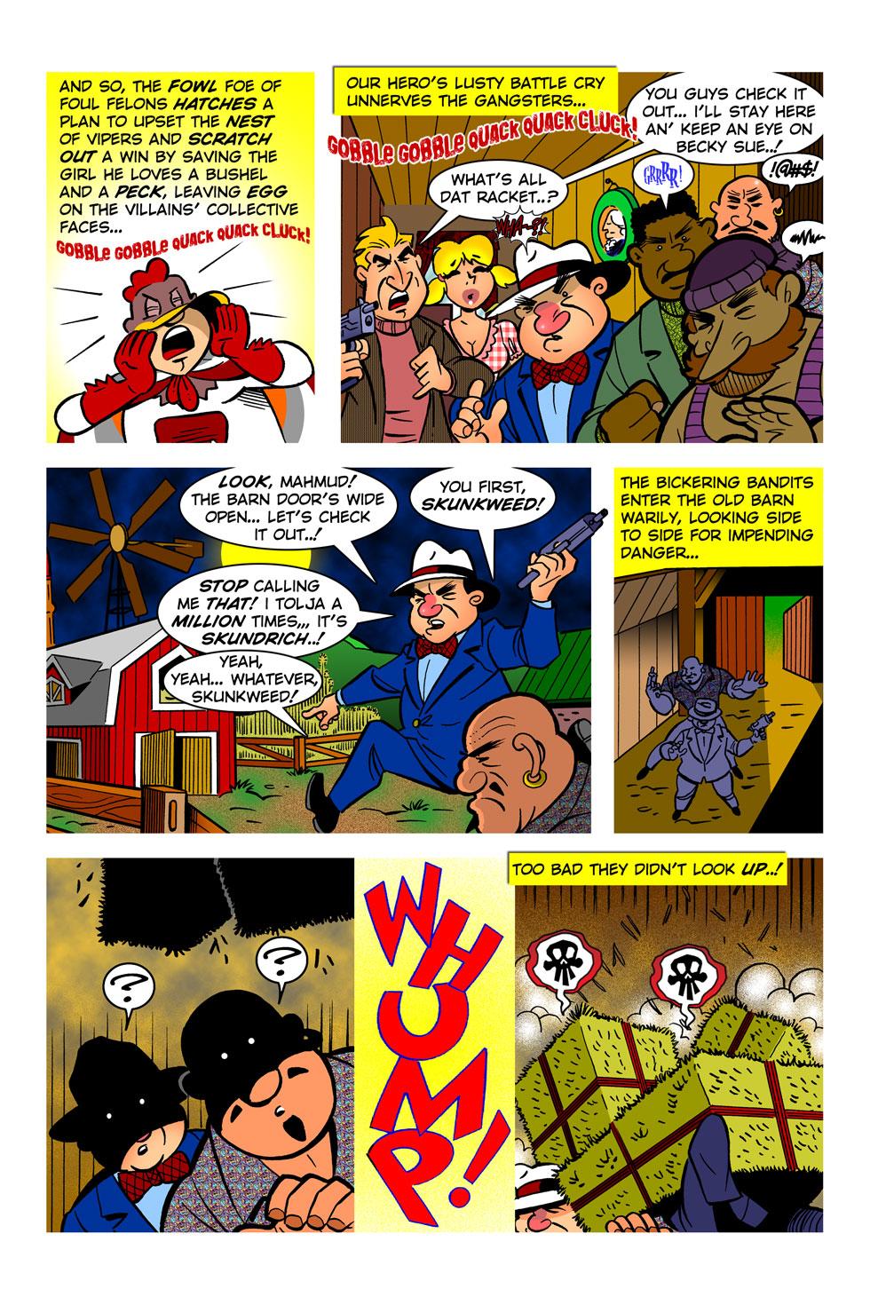 The Turducken — 08