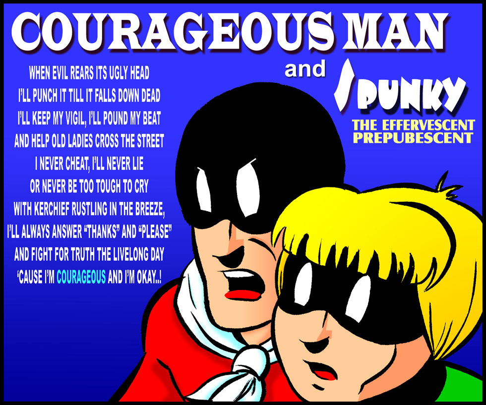The Courageous Creed